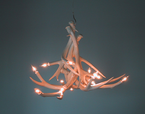 Jason miller antler chandelier chandelier online times claims that the trend appeal of this jason miller ceramic antler chandelier 2200 has bit the dust do you agree or would you prefer to hang a mozeypictures Image collections